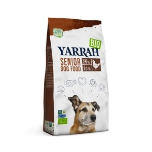 Yarrah senior brokvoer voor de oudere hond