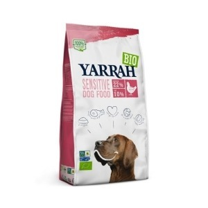 Filova biologisch hondenvoer - Yarrah Sensitive 10kg