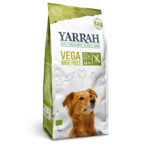 Yarrah Vega Wheat Free