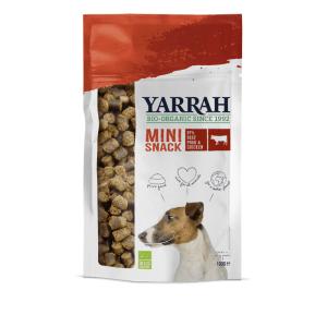 Yarrah Mini Snack Rund, Varken en Kip