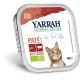 Filova online biologische dierenwinkel Yarrah vlootje Paté Rund Met Chicorei