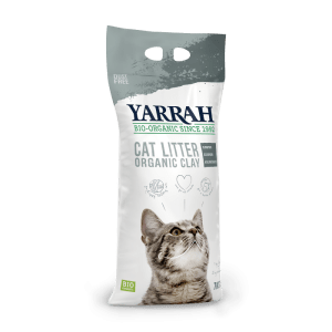 Filova ecologische dierenspeciaalzaak Yarrah kattenbakvulling 7kg