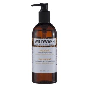 WildWash shampoo jeukende, droge vacht en/of huid