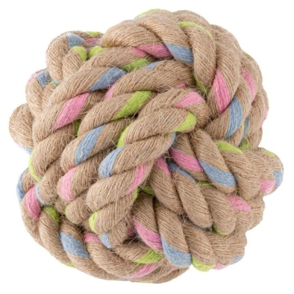 Filova ecoshop voor honden speelbal touw