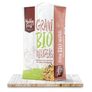 Filova kippeneten Grani Bio Mix & Peas