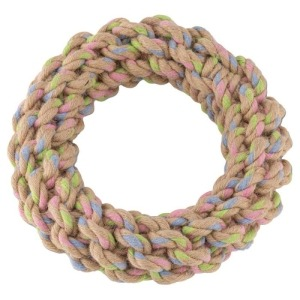 Filova-spelen-hond-beco-rope-hennep-ring